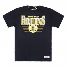 ФУТБОЛКА MITCHELL&NESS METALLIC SHADOW SR